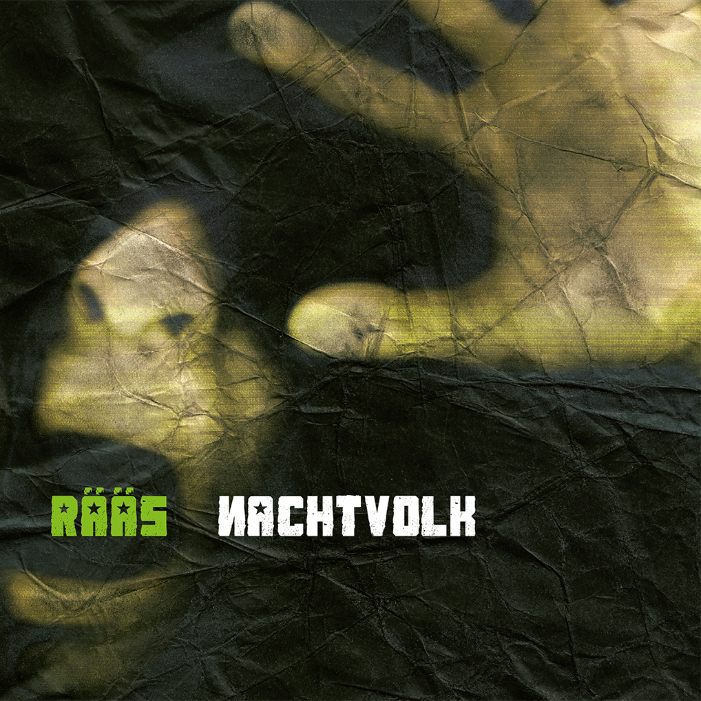 Rääs - Nachtvolk - Single (19.11.2007)